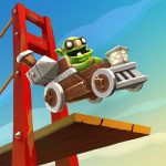 Bridge Builder Adventure MOD