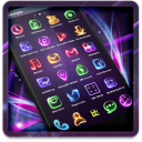 Neon Light Icon Packs Premium (Cracked)