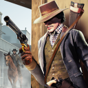Cowboy Gun War MOD (Unlimited Money)