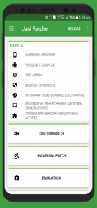 Jasi Patcher MOD (License In App Billing Hack With Non Root Support) [Latest] 1