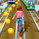 Subway Princess Runner MOD (Unlimited Money)