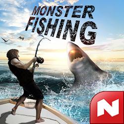 Monster Fishing 2019 Mod (Unlimited Money) Latest Apk